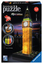 RAVENSBURGER 12588 - Big Ben, Night Edition - 216 Teile